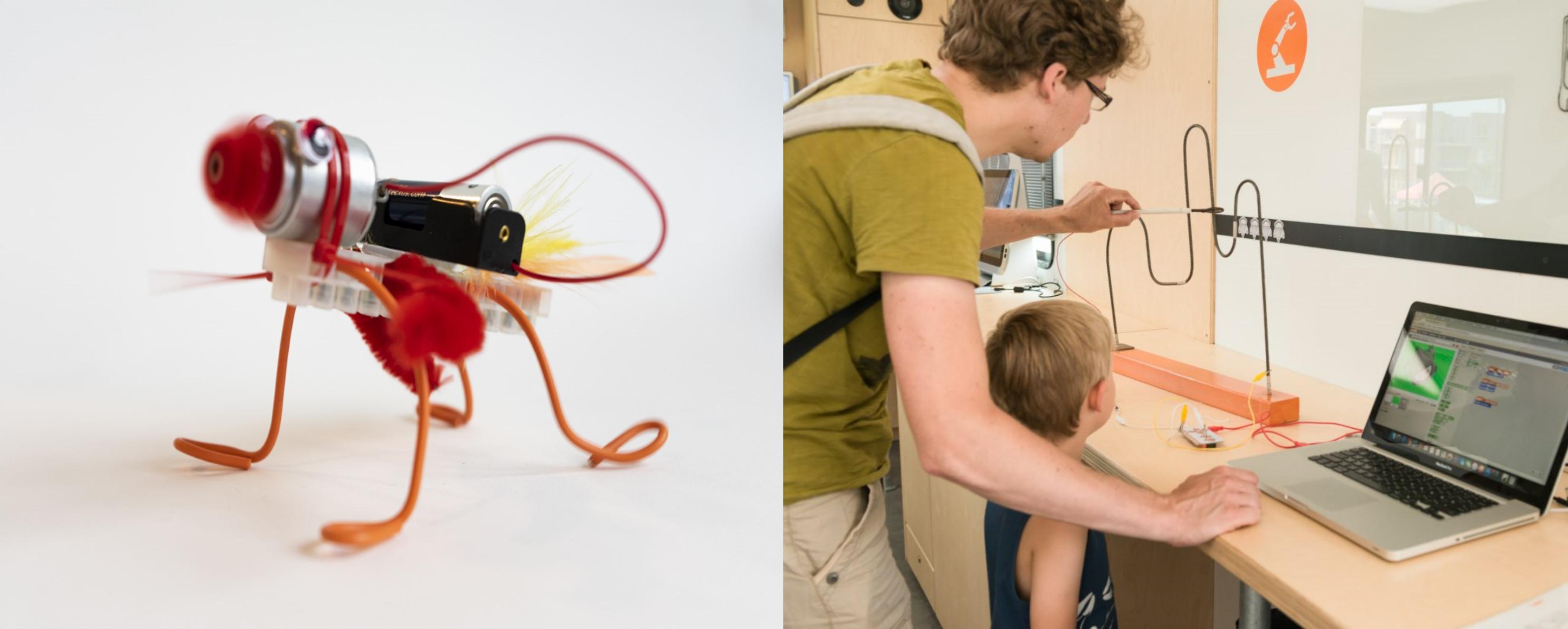 Workshop – Ben jij een echte maker en hou je van techniek?